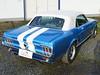 Ford Mustang I 2. Serie 1967-68 Verdeck
