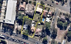 317-319 Great Western Hwy & 30 King Street, St Marys NSW
