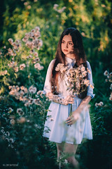 bouquet with thorns (DavydchukNikolay) Tags: bouquet with thorns          photographer photography portrait girl eyes likeit newyork paris moscow bestphoto           135mmf2  beauty waterfall river canon loveit photographergoa photoshoots