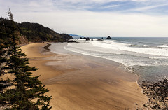Ecola Beach