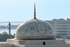 Presidential Palace entry (Darth Jipsu) Tags: abu dhabi uae arabian peninsula presidential palace palais présidentiel blanc dôme