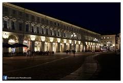 Torino by Night - Luglio 2016 Riccardo Evola 33 (Riccardo Evola) Tags: torino turin night city po murazzi piazzacastello palazzomadama piazzasancarlo piemonte turismo