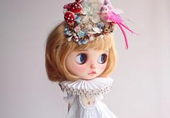 Cassiopeia Spice (k07doll) Tags: cute bigeyes doll sweet blythe custom cubby blythedoll customblythe blythecustom k07 k07doll