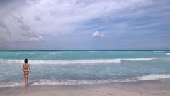 Spiagge Bianche (marck wells) Tags: girl nice bikini rosignano vada