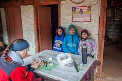 Z wizyt u nepalskiej rodziny (www.wlasnadroga.pl) Tags: nepal wlasnadroga bicycletravel bicycle rower