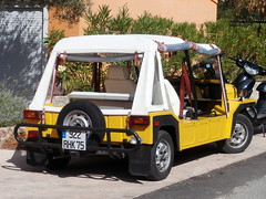 Mini Moke 1987 nr2071 (a.k.a. Ardy) Tags: 922rhk75 softtop