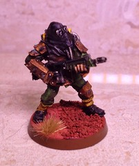 Chaos Cultist Renegade Militia affiliated to the Black Legion 11 (Godders11) Tags: traitorguard chaoscultists cultist 40k gamesworkshop renegade