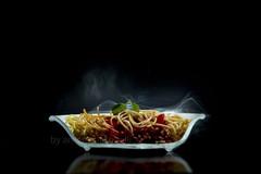 mezzo spago ar setteeee... (Antonio Iacobelli (Jacobson-2012)) Tags: nikon pasta half 60mm diet spaghetti nikkor bari pomodoro basilico d800 dieta met alimenti su800 sb900 sb700 sb910