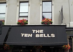The Ten Bells (Avvie_) Tags: london whitechapel aldgate spitalfields christ church market fournier street ten bells pub jack ripper 1888 dorset mary kelly whites row crispin
