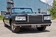 ZiL 410441 (SDA007) Tags: zil russia sedan limousine cabrio premium