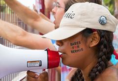 IMG_1366 (Becker1999) Tags: dnc philadelphia democraticconvenion protest bernie bernieorbust democracy 2016 rollcall vote wellsfargo wellsfargocenter