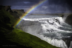 Gullfoss II Iceland (Joseba Grajales) Tags: iceland islandia waterfall cascada gullfoss agua water paisaje landscape nikon nikond750