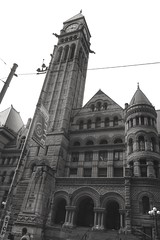 OLD CITY HALL (circa 1899) (posterboy2007) Tags: toronto street storm queenstreet oldcityhall