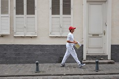 """274/366 White (serie """"one color per day"""") (Kairos !) Tags: white blanc color colors colorful serie street streetview city urban streetwalk streetphotography streetphotographer walk walking conceptualimage conceptphotos 2016pad 366 366days project366 fujifilm fujixt10"""