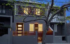 39 Fulham Street, Newtown NSW
