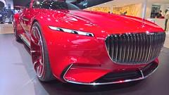 Mercedes maybach vision 6 08 (benoit.patelout) Tags: mondial automobile paris 2016 mercedes maybach vision 6