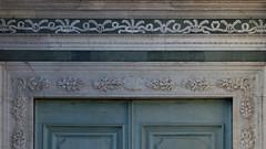 Medici insignia, Santa Maria Novella façade