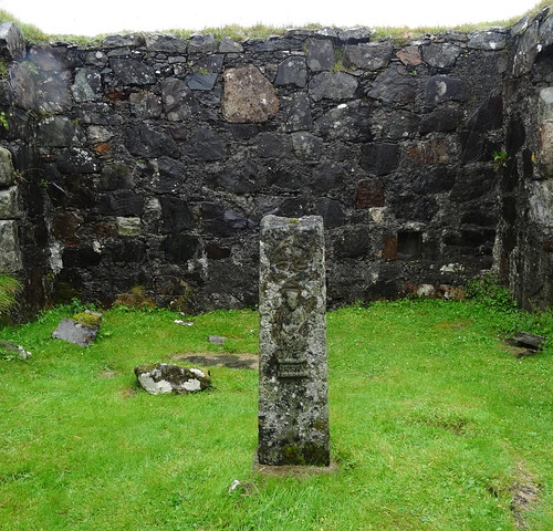 Really Old Burial, Isle of Mull, Scotland