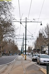 Track_1a_Bendigo_2Sept2016 (nzsteam) Tags: bendigo tram talking workshops depot birney mmtb w8 street running