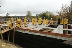 60. The Laying of the Foundation Stone of the Church of Saints Cyril and Methodius / Закладка храма святых Мефодия и Кирилла 09.10.2016