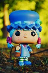 Blueberry Muffin Pop! Vinyl (Pootie Poupe) Tags: funkopop popvinyl strawberryshortcake blueberrymuffin
