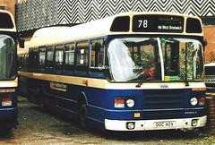 1040 (XS) DOC 40V (WMT2944) Tags: 1040 doc 40v leyland national mk2 wmpte west midlands travel