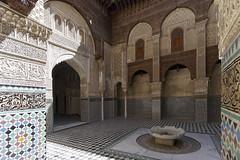 Medersa (wietsej) Tags: medersa fez morocco sonya3000dlsr sony1018mmf4wideanglezoomlens architecture sel1018