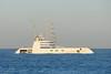 "Motor Yacht ""A"" (+Jethro+) Tags: motoryachta monaco grandprixweekend andreymelnichenko blohmvossshipyards billionaire yacht"