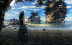 Beyond the Horizon (martie_everaerdt) Tags: image with totalphotoshop