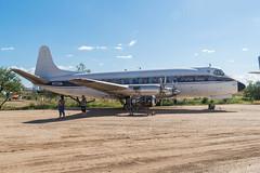 Go Air / Vickers Viscount 744 / N22SN / KDMA (_Wouter Cooremans) Tags: spotting spotter avgeek aviation airplanespotting kdma pimaair pimaairspacemuseum pimaairspace museum go air vickers viscount 744 n22sn goair vickersviscount744
