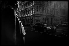 Finding the groove (Albion Harrison-Naish) Tags: sydney newsouthwales australia streetphotography sydneystreetphotography albionharrisonnaish mobilephotography iphoneography iphone iphone5s hipstamatic blackeyssupergrainfilm akiralens lowylens jollyrainbow2xflash unedited sooc straightoutofcamera