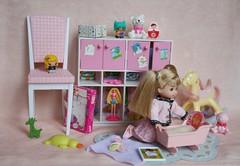 IMG_7736 (irinakopilova) Tags: barbie kelly doll little sister shelly small baby