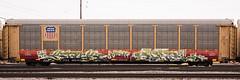 401427__DSC0826 (The Curse Of Brian) Tags: trains freights graffiti minneapolis minnesota kick msk steel 7thlettercrew