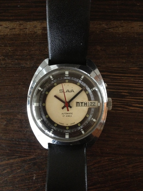 old classic vintage 60s fifties watch retro 50s sixties