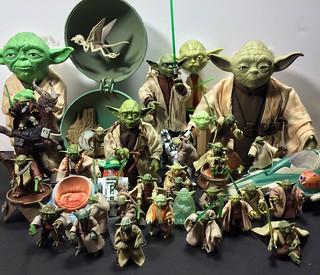 The Yoda Collection