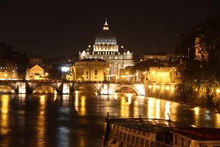 Night Tiber