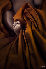 The littlest feet make the biggest footprints in our hearts. (Keyan Klicks) Tags: india abstract art feet girl monochrome photoshop canon children photography kid flickr fine adobe facebook lightroom 550d 500px