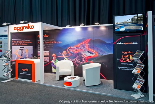 MINING INDABA CAPE TOWN STAND CONTRACTORS