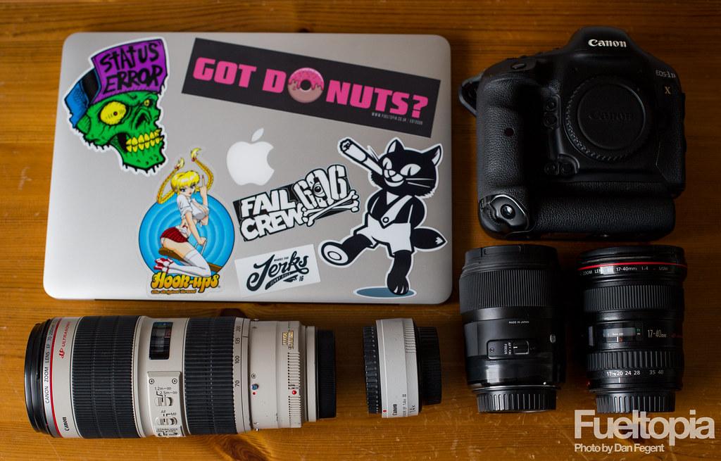 db7ac59cb3 The Essentials (Dan Fegent) Tags  camera travel travelling work lens eos  sticker zombie