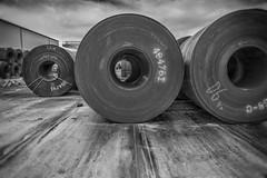 Coils (Revierfotograf) Tags: steel hafen industrie ruhrgebiet dortmund coils stahl walzstahl bandstahl stahlrolle