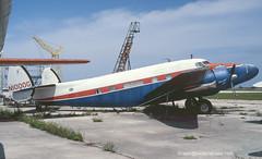 N1000G - 1943 build Lockheed 18-56 Lodestar, now on display at Orlando-Disney MGM Studios, FL (egcc) Tags: disney shangrila international fortlauderdale 18 studios lockheed mgm lodestar 1856 fll kfll n1000g 182562