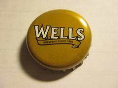 Wells (kalscrowncaps) Tags: beer bottle soft caps ale cider drinks crown bier soda pils lager