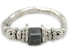 5th Avenue Silver Bracelet P9112A-1