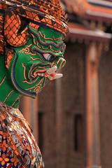 Wat Phra Kaeo (FoxForce5) Tags: thailand bangkok buddha wat emerald kaeo phra