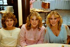 Richard & Camille Wedding Jan 15 1985 152 The Borkowski Young Ladies (photographer695) Tags: new wedding richard jersey camille