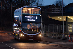419 (Callum's Buses & Stuff) Tags: bus buses edinburgh b5 gemini lothian madder gilmerton lothianbuses edinburghbus gemini3 madderandwhite madderwhite b5tl busesedinburgh buseslothianbuses