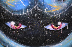 Himbad 4 (detail) (1978-1987) Tags: streetart graffiti urbanart camdentown londonstreetart camdenstreetart himbad