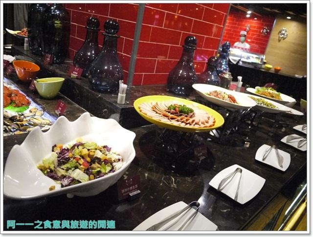 北海岸萬里野柳泊逸渡假酒店buffet吃到飽漁人廚房聚餐image024