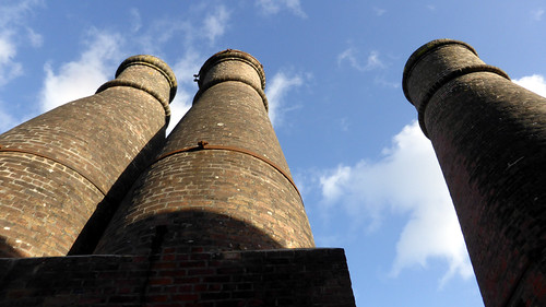 Kiln chimneys