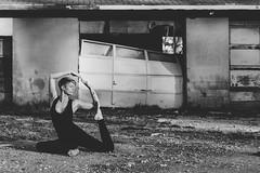 Brittany L.   2.8.15 (Dan   Hacker   Photography) Tags: yoga model photoshoot northcarolina blonde yogi carrboro sunlit toned flexible vsco vscofilm